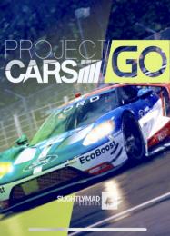 Обложка игры Project CARS GO