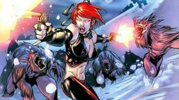 Комикс BloodRayne: Lycan Rex на русском