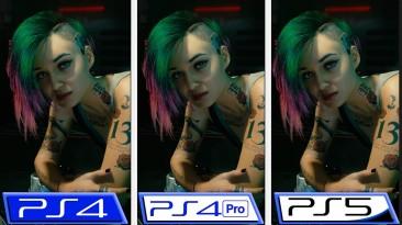 Cyberpunk 2077 1.1: видео сравнения исправлений. Основные изменения и улучшения, внесенные в версии для консолей