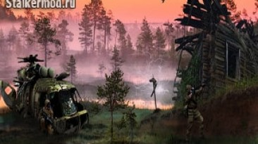 """S.T.A.L.K.E.R.: Shadow of Chernobyl """"Old episodes. Episode 3"""""""