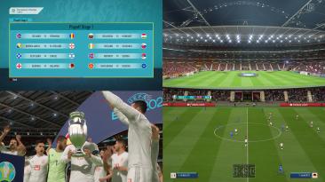 """FIFA 20 """"Euro 2020 mod (v1.1.2)"""""""