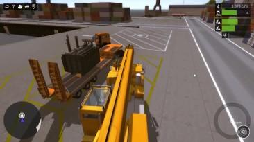 "Construction Simulator 2015 ""Электрошок _ ч35"""