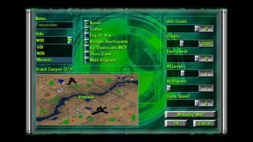 "C&C: Tiberian Sun ""Rise Of The Mutants 1.0"""