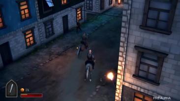 Rustler - Аналог GTA в средневековье получил трейлер