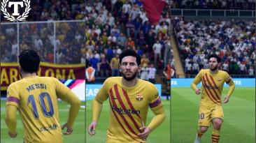 """FIFA 19 """"Barcelona Seynara Kit"""""""
