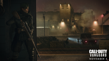 Call Of Duty: Vanguard потребует 95 ГБ на Xbox Series X