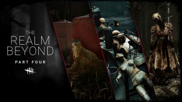 Трейлер графического обновления карт в Dead by Daylight