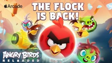 Angry Birds Reloaded, Alto's Odyssey: The Lost City и Doodle God Universe будут выпущены в Apple Arcade