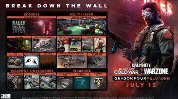 Разработчики Call of Duty: Black Ops Cold War показали, что появится в 4 сезоне