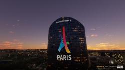 Скриншоты надстроек Парижа и Макао для Microsoft Flight Simulator