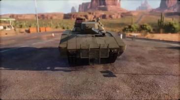 AW: Проект Армата. Командирский прицел: Griffin 120mm