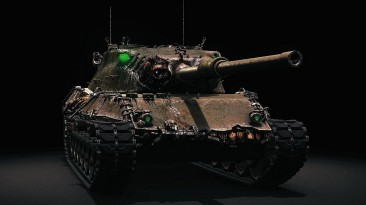 "World of Tanks ""Ремодель танка Leopard 1"""