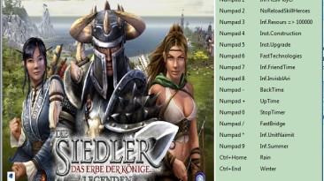 The Settlers 5 - Gold Edition: Трейнер/Trainer (+14) [1.06.0217] {Servick}