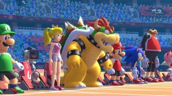 Релизный трейлер Mario & Sonic at the Olympic Games Tokyo 2020