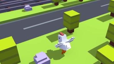 Crossy Road - Google Play геймплейный трейлер