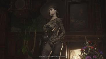 """Resident Evil: Village """"Альсина Димитреску в кружевном костюме"""""""
