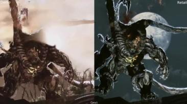 Сравнение графики - Gears of War 3 E3 2010 Демо vs Релиз