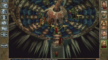 "Baldur's Gate 2 ""Planar Sphere"""
