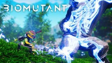 Сражения в новом трейлере Biomutant