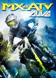 Обложка игры MX vs. ATV Alive