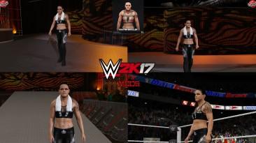 "WWE 2K17 ""Shayna Baszler 2020 Наряд (Лицевая анимация) WWE 2K19 Порт Мод"""