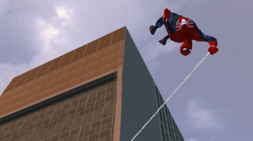 """Spider-Man 2: The Game """"Marvel's Spider-Man PS4"""""""