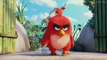 Тизерный трейлер фильма Angry Birds: The Movie