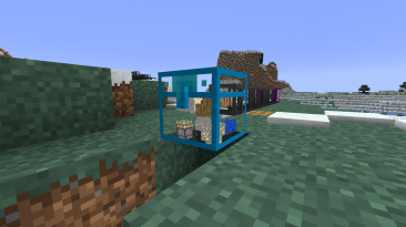 "Minecraft ""IronChest - Железные сундуки 1.16.5"""