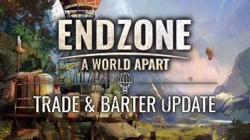 Endzone - A World Apart получила октябрьское обновление - торговля, школы и другой контент