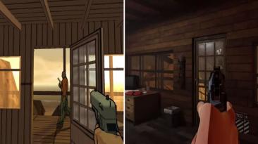 Ремейк XIII полностью разрушает комиксовый стиль оригинальной игры