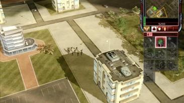"Command & Conquer 3: Tiberium Wars ""Карта - The Alamo RA 2"""