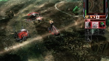 """Command & Conquer 3: Tiberium Wars """"Карта - Tiberium Abyss"""""""