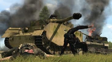 Iron Front - Liberation 1944 подробности и скриншоты