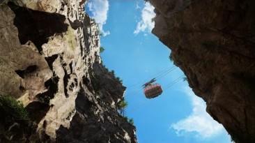 Crytek опубликовали новое превосходное видео 360 для The Climb