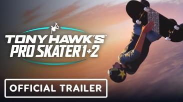 Новый трейлер и дата выхода Tony Hawk's Pro Skater 1 + 2 для Nintendo Switch