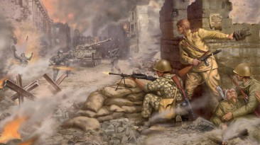 "Assault Squad 2: Men of War Origins ""Ребаланс Урона Классический v.3.5 (Full version)"""