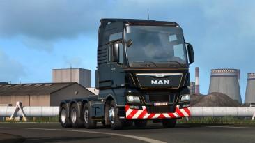 "Euro Truck Simulator 2 ""MAN TGS Euro 6 v1.1 (1.40.x)"""
