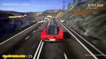 Гонка Dangerous Driving от авторов Burnout получила дату выхода. Релиз на PC - только в Epic Games Store
