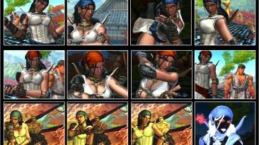 "Street Fighter X Tekken ""Nina Isabella from Dragon Age 2"""
