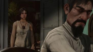 Побег Кейт из психлечебницы в Syberia 3