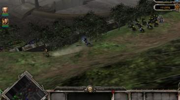 """Warhammer 40,000: Dawn Of War - Dark Crusade """"Карта - Forsaken OutPost"""""""