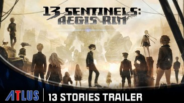 13 Sentinels: Aegis Rim выйдет на западе в начале сентября