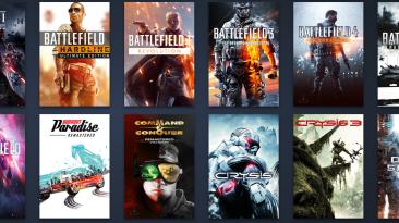 Подписка EA Play в Steam стоит 60 рублей благодаря скидке