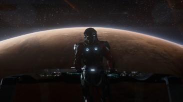 Немного новых подробностей Mass Effect: Andromeda