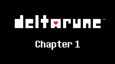 "Undertale ""DELTARUNE Chapter 1 OST"""