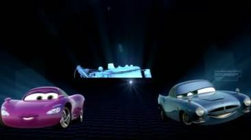 "Cars 2: The Video Game ""Секретные агенты"""