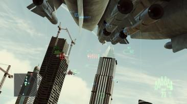 Ace Combat: Assault Horizon - новый трейлер PC-версии и скриншоты