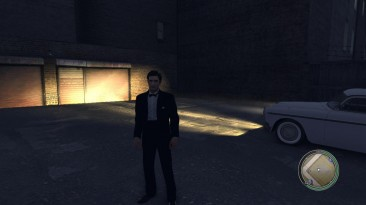"Mafia 2 ""Realistic Reflection of headlights Final"""