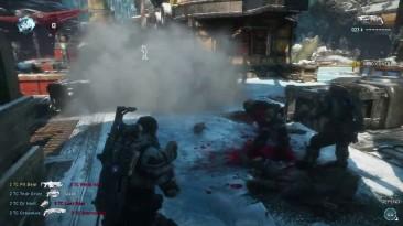 Скоростная Саранча: Новая демонстрация Gears 5 в 120 FPS на Xbox Series S
