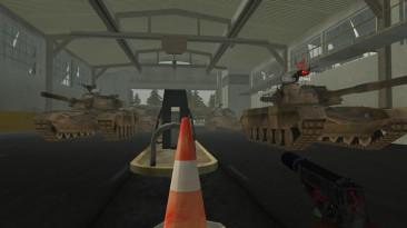"Battlefield 2 ""Карта - SteelThunder"""